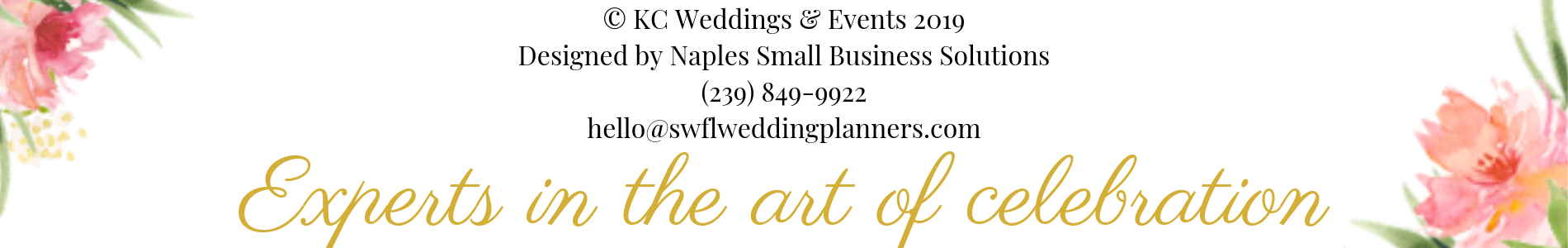 KC Weddings and Events